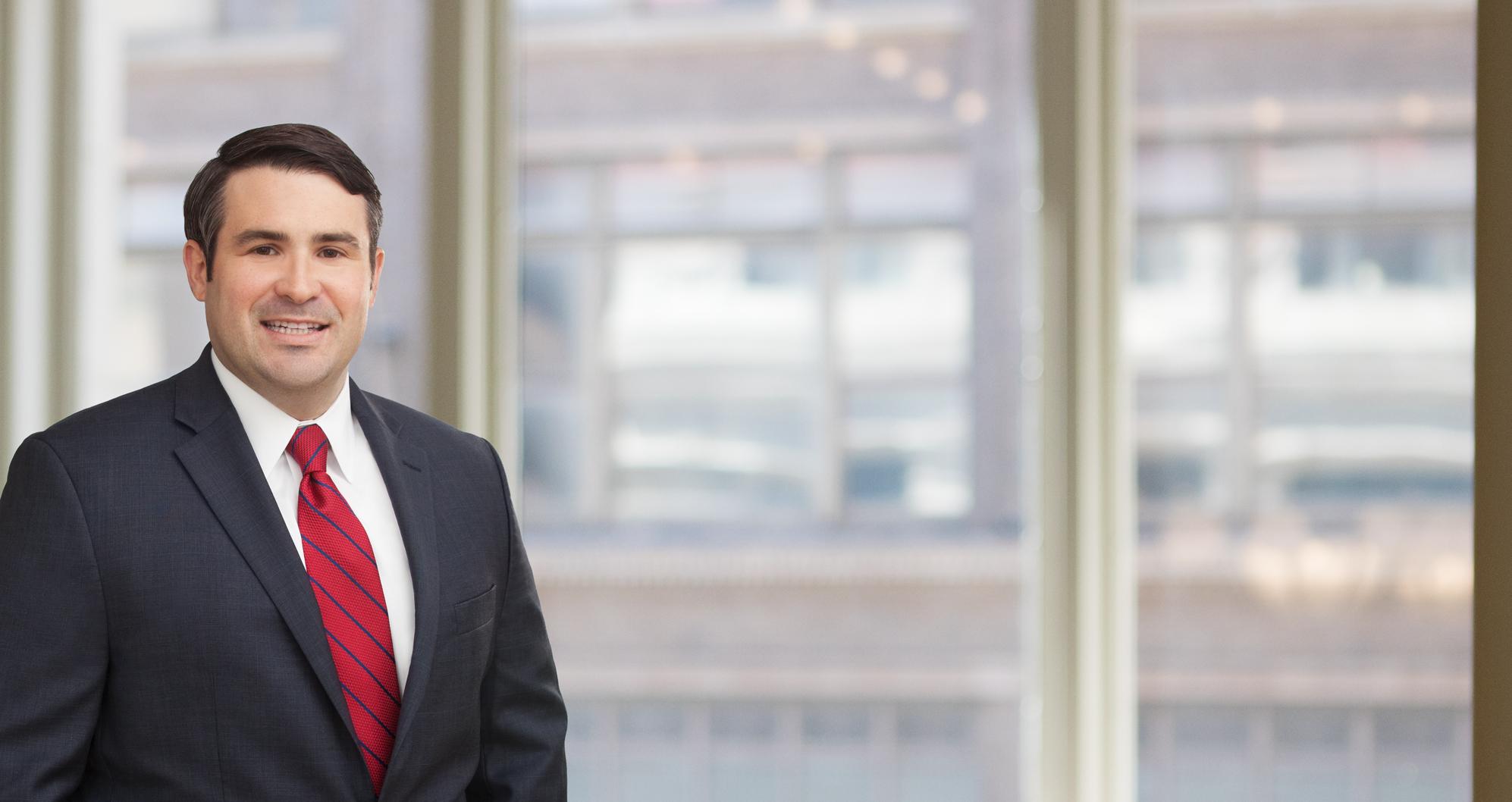 Michael Gieger, Indianapolis Attorney | Barnes & Thornburg