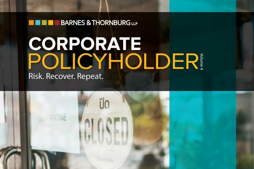 Corporate Policyholder 2020