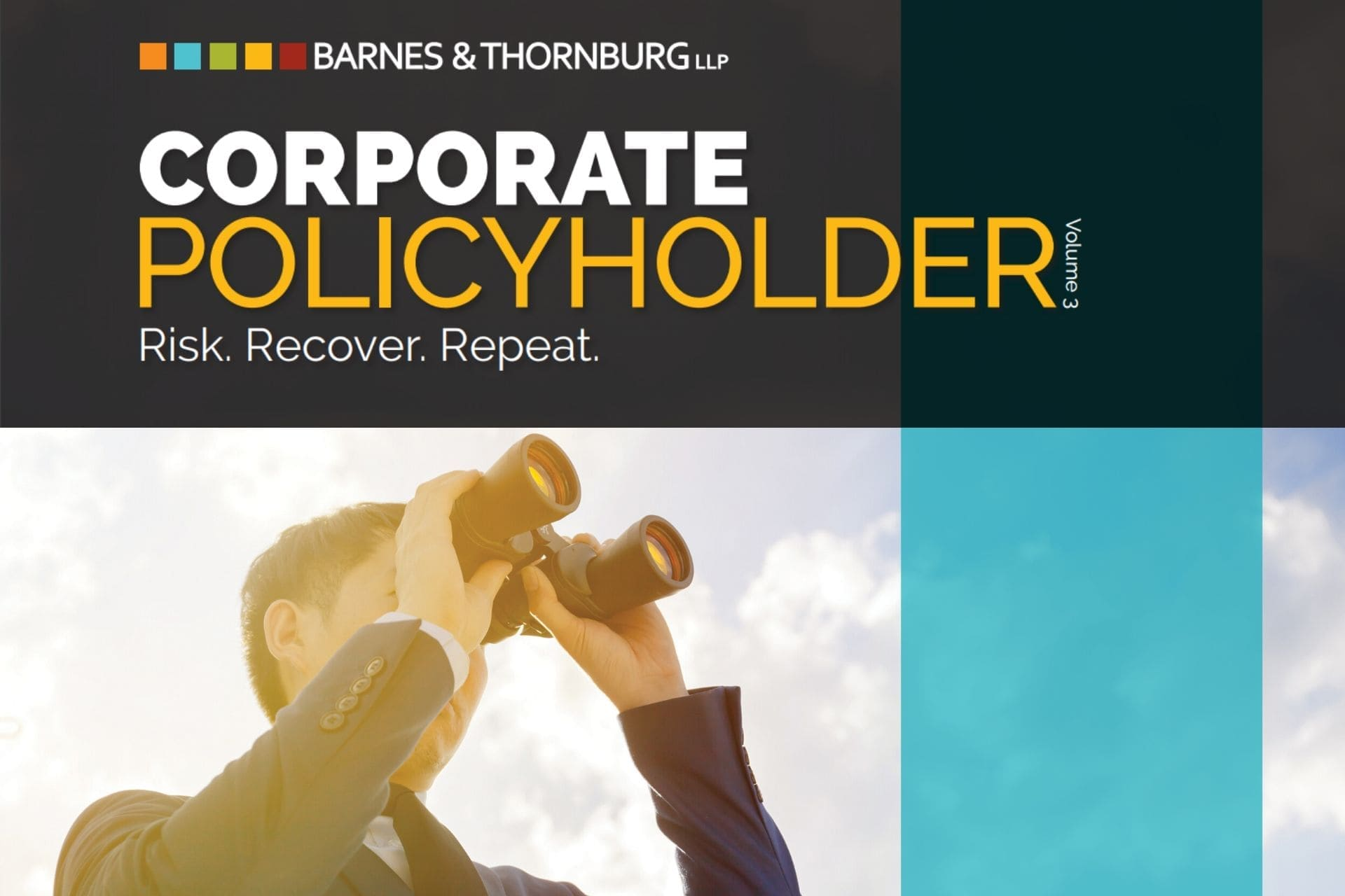 Corporate Policyholder Magazine Fall 2019