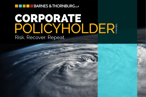 Corporate Policyholder Magazine January 2019
