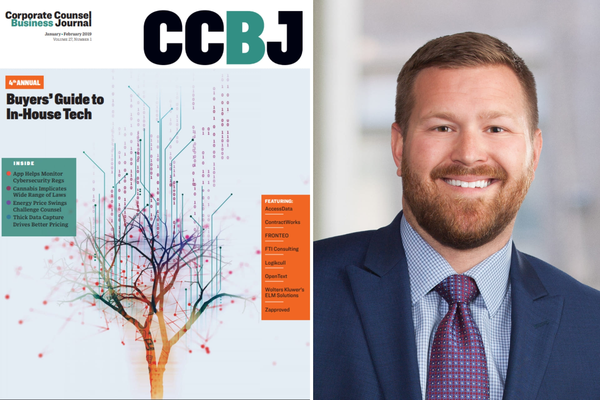 Jared Applegate, CCBJ