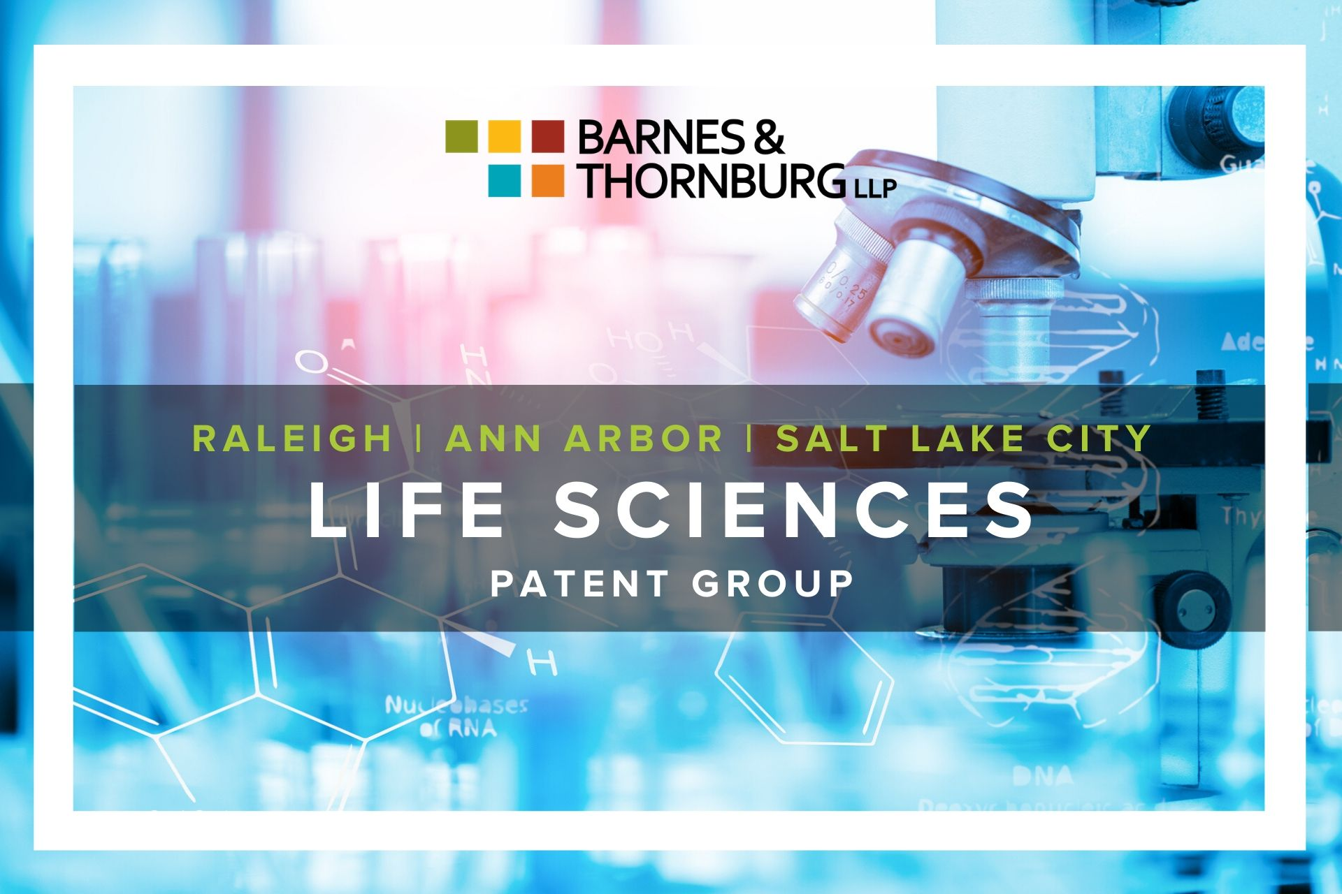 Life Sciences Patent Group